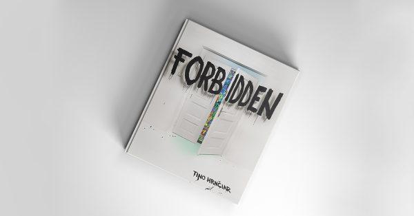FORBIDDEN / 1x kniha (CZ)