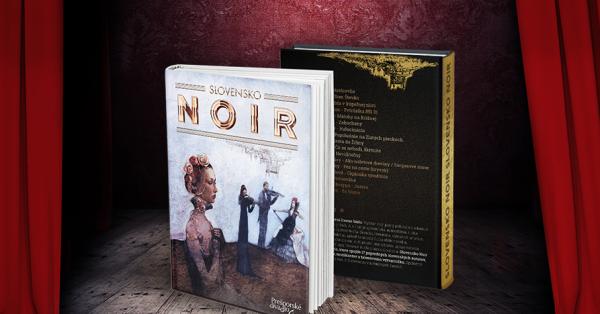 Slovensko NOIR / Kniha
