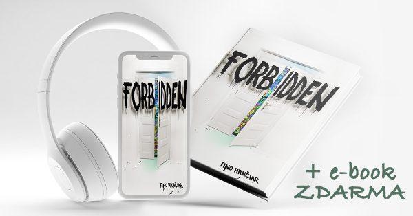 FORBIDDEN / Kniha (CZ) + audiokniha (SK) + e-book ZDARMA