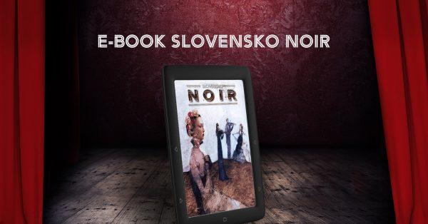 Slovensko NOIR / E-book (SK)